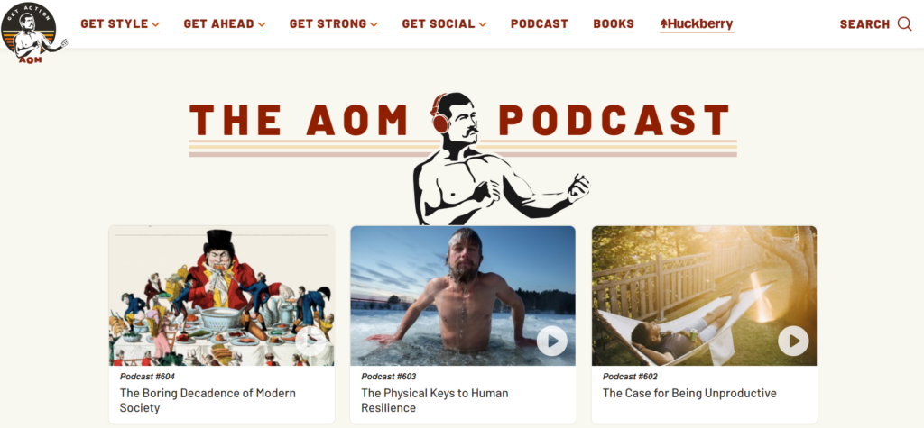 Art-Of-Manliness-Podcast