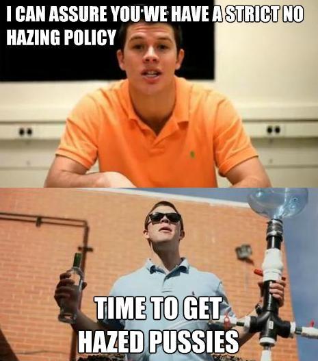Frat-hazing