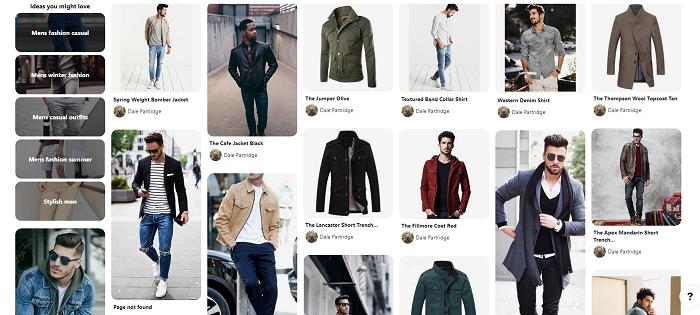 mens-fashion-Pinterest